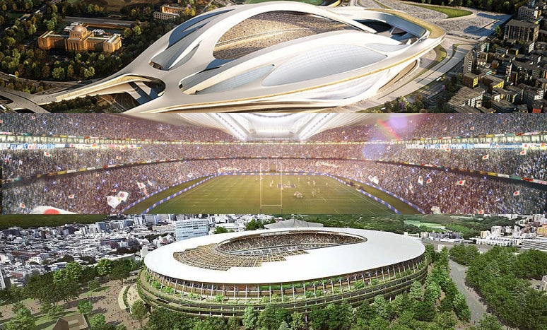 Japan's OlympicStadium Debacle May Change The Way Cities Build Sports Venues