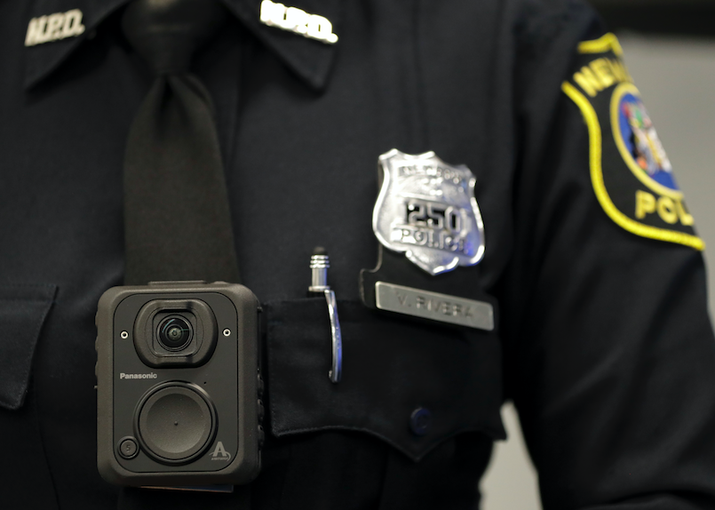 Pennsylvania's New Body Camera Policy Would Allow Officers Unrestricted Access To Film In Homes