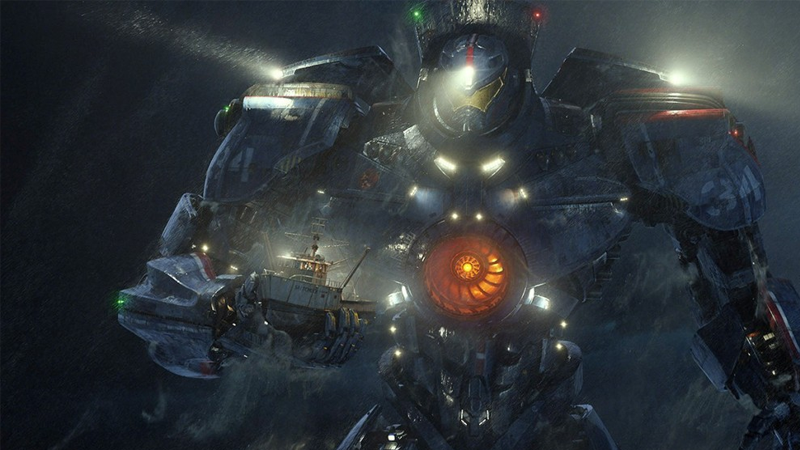 Pacific Rim: Uprising's New Giant Robot Has A Slick Look And A Rad Name