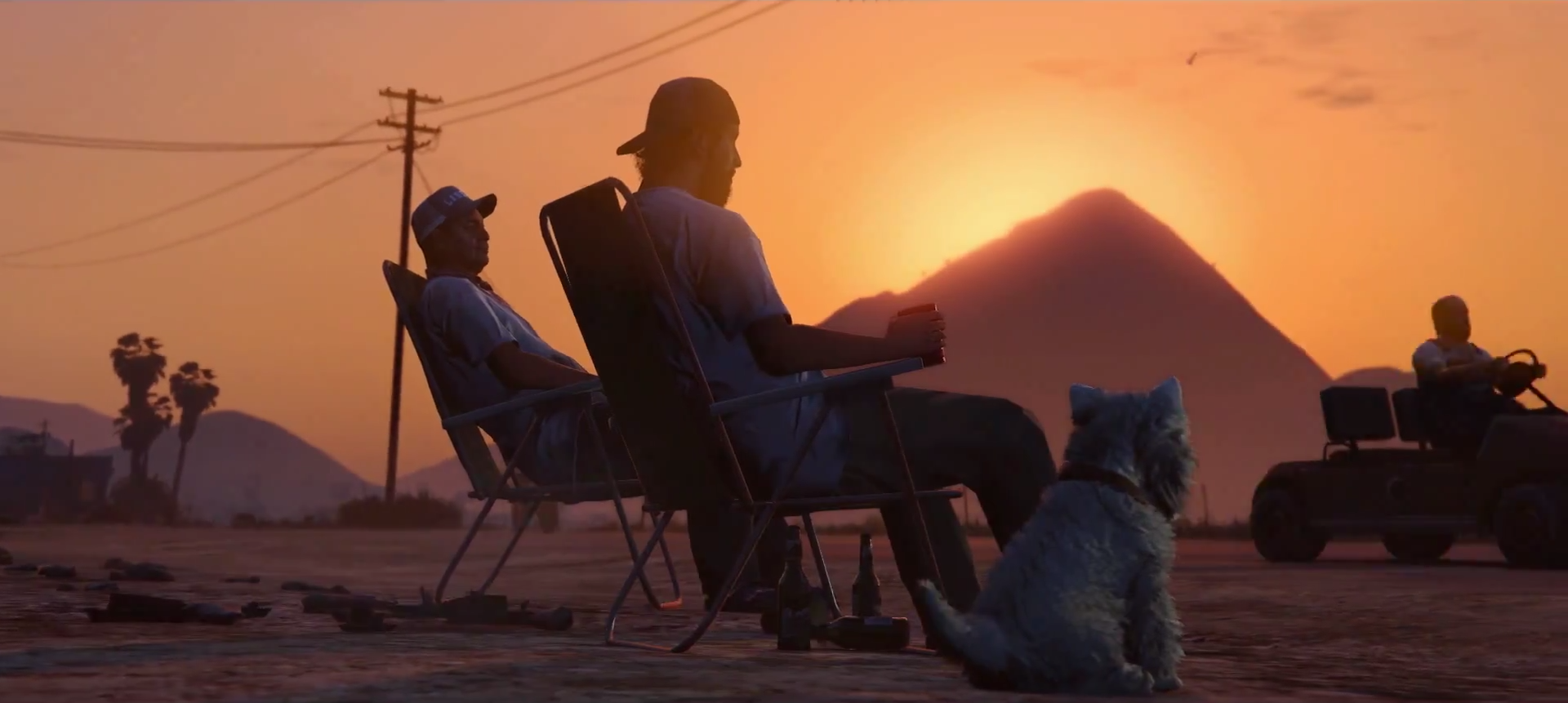 Here's The Launch Trailer For Grand Theft Auto V On PS4/Xbox One