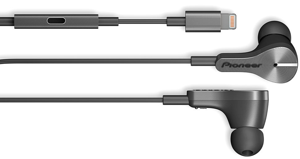 Lightning Earbuds With A Built-in Charging Making Avoiding Wireless Slightly Easier