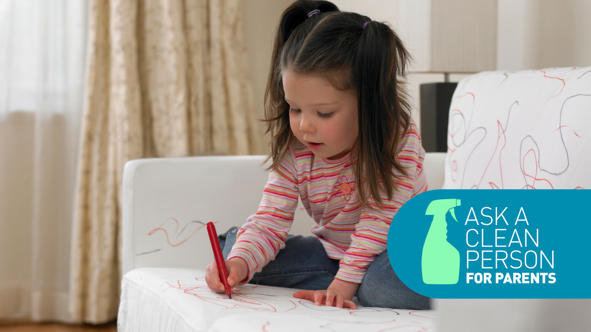 What To Do When Your Kid Scribbles All Over The Couch
