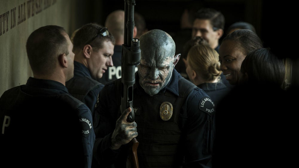 The Orc Cop Movie Bright Messily Drags Tolkien Into The Modern Age