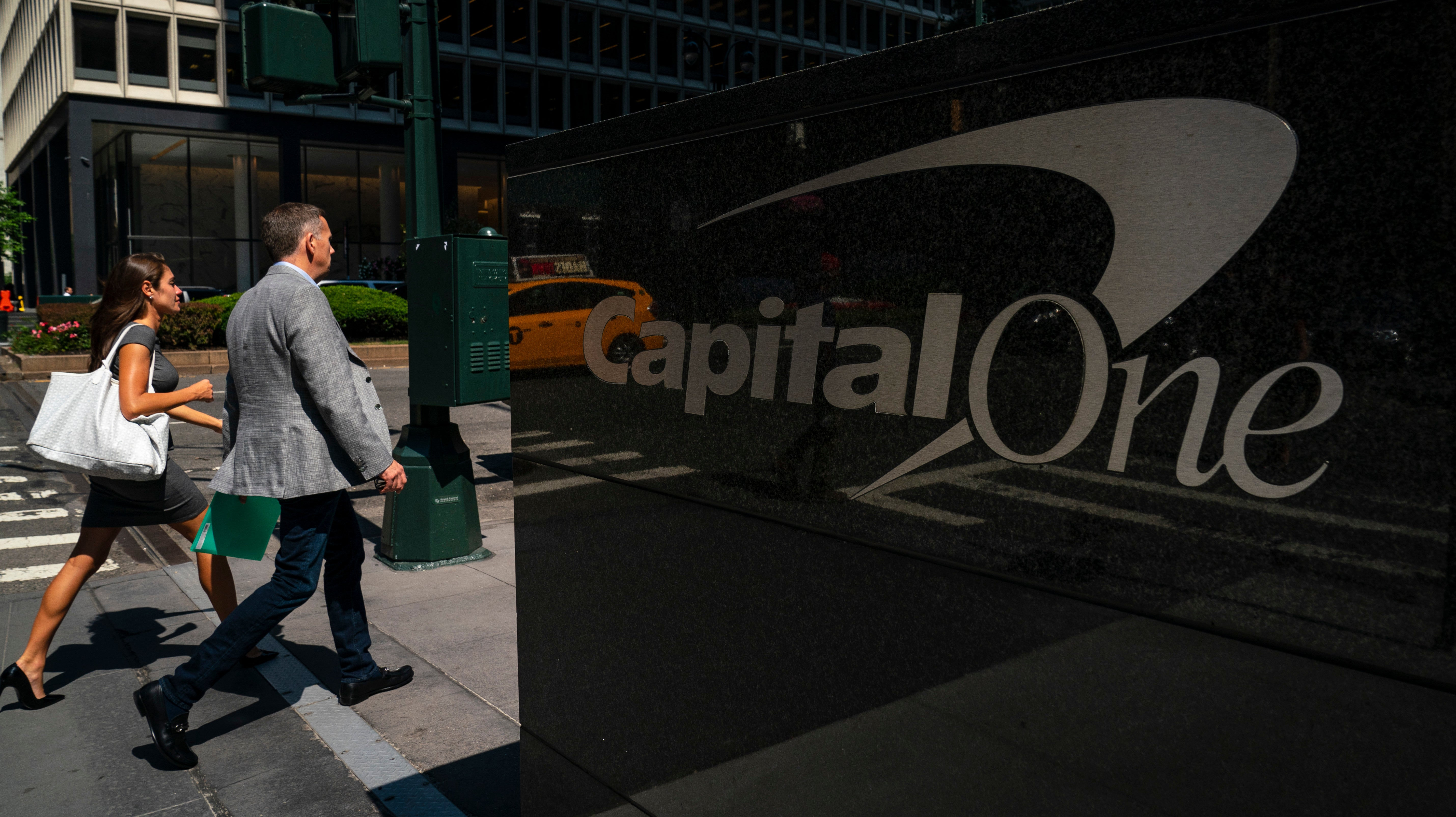 Report: Capital One Really Dragged Its Arse On The Anti-Hack Stuff