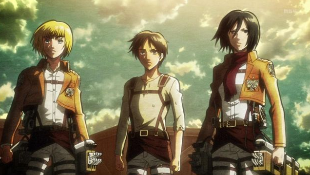 Some Japanese Fans Are Sceptical about the Attack on Titan Movie