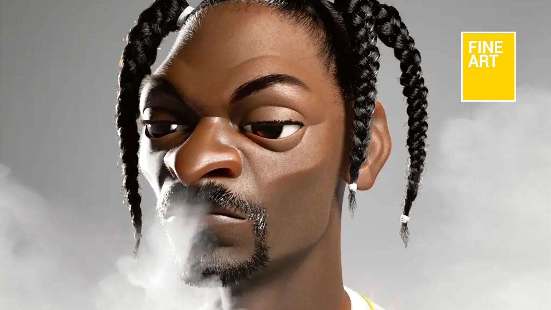 Bring Disney Infinity Back And Put Snoop In It