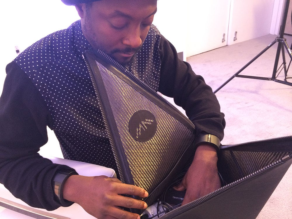 Meet Puls, will.i.am's Gigantic Wearable Cuff