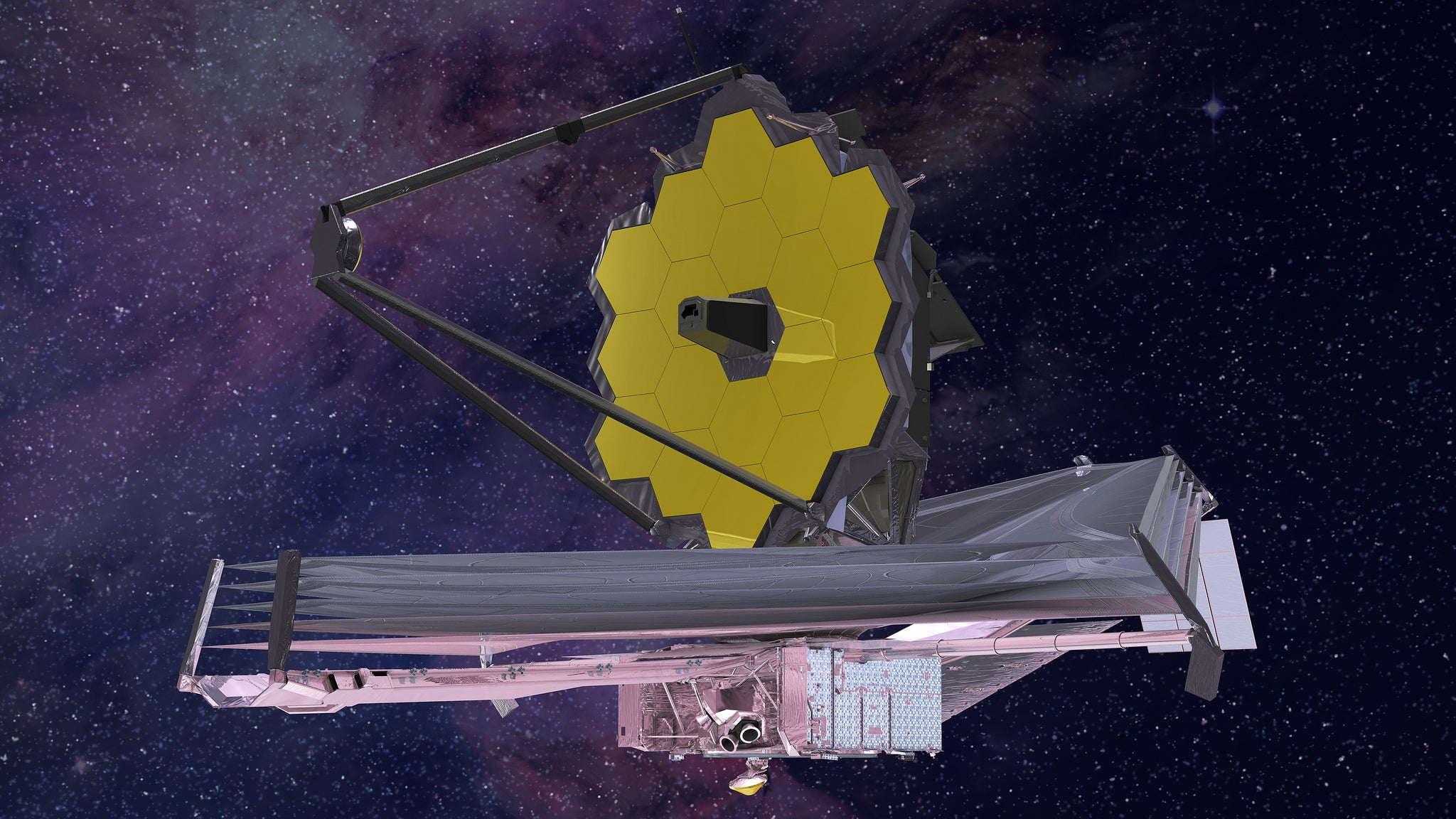 NASA Delays James Webb Space Telescope Yet Again, 'Commits' To A 2021 Launch