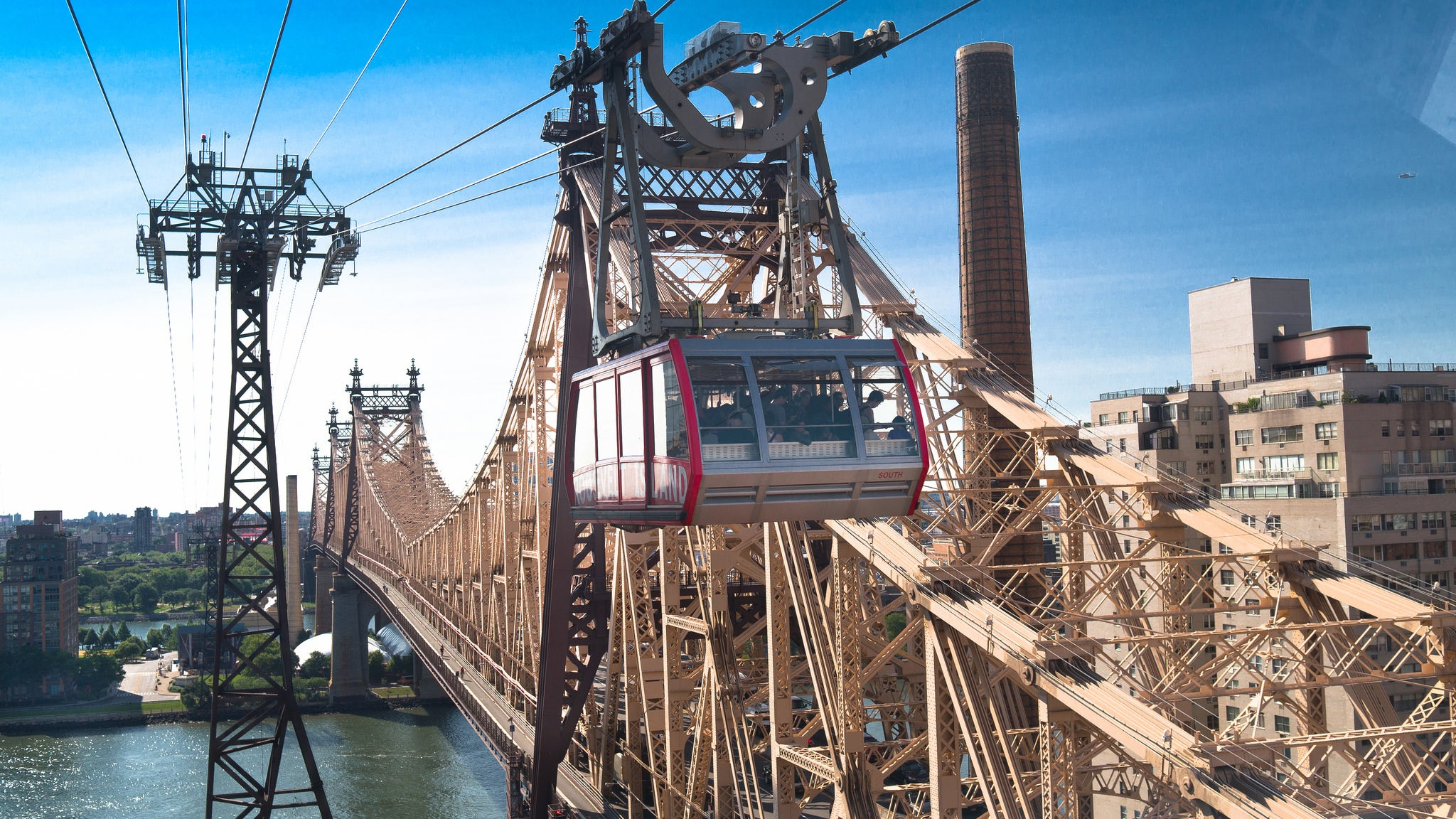 The Brilliant Plan to Build a Gondola From Williamsburg to Manhattan