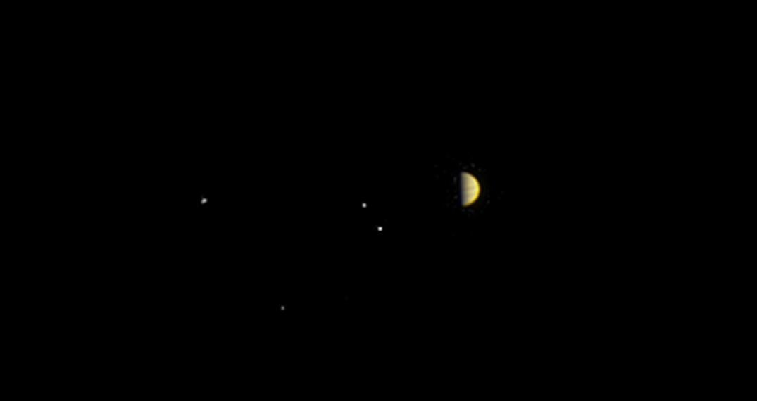 We're Getting Really Close To Jupiter