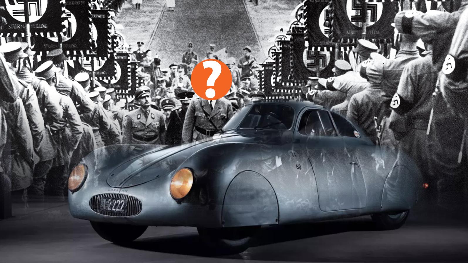 Should The Porsche-Designed Type 64 Racer Be Considered Nazi Memorabilia?
