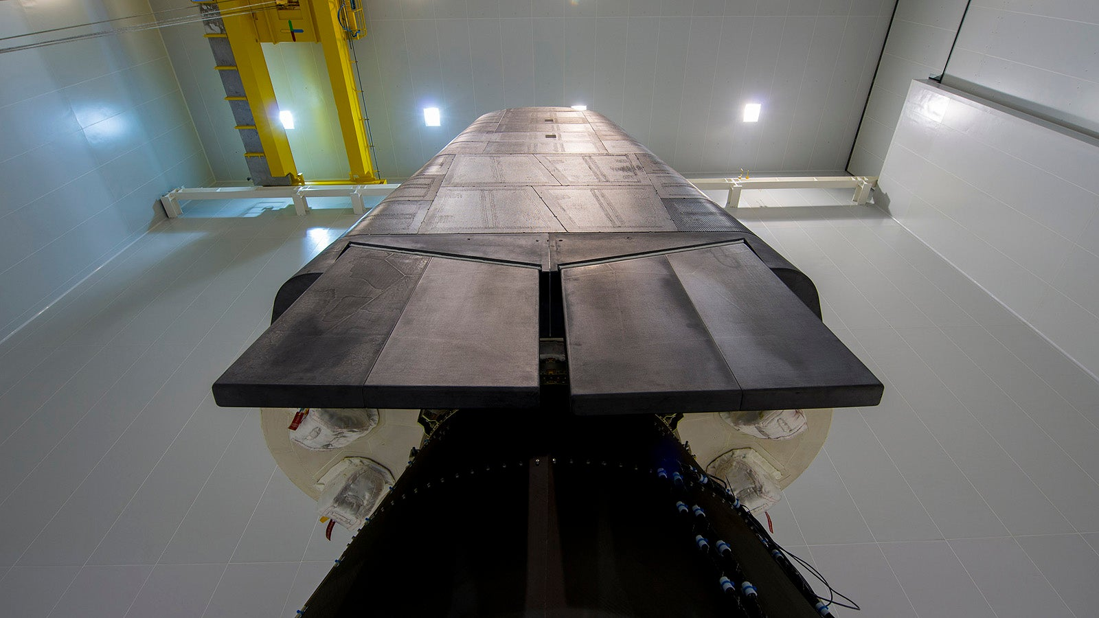 Monster Machines: This Gleaming Monolith May Spawn The Next Space Shuttle