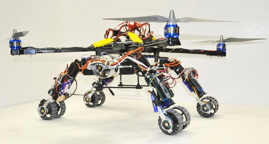 Smushing Three Robots Together Could Save Your Life