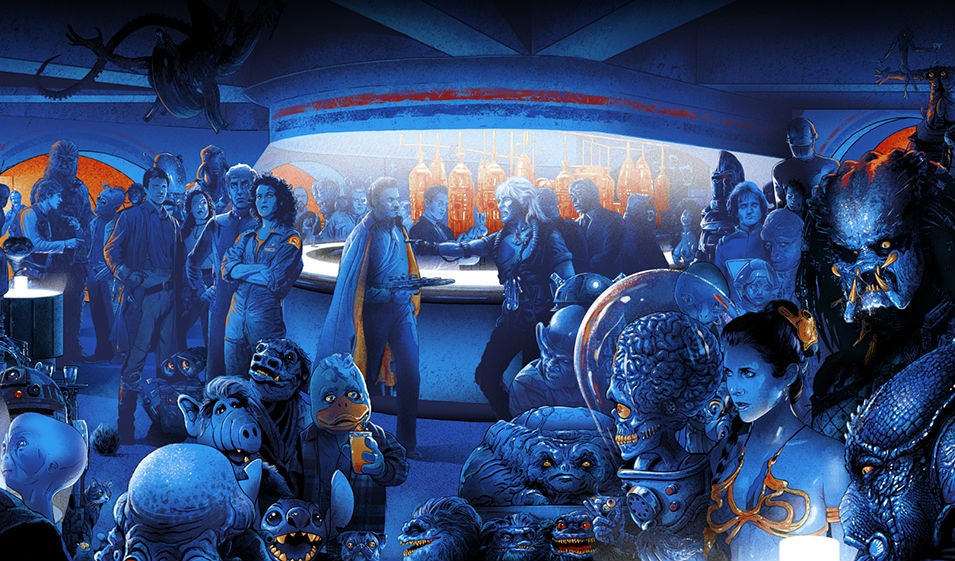 Can You Name Every Alien In This All-Encompassing Sci-Fi ... | 955 x 561 jpeg 200kB