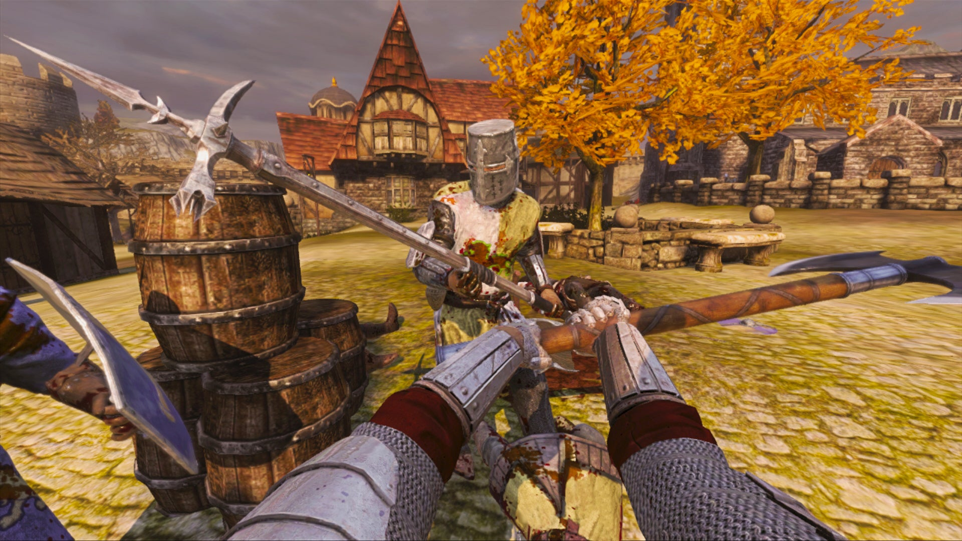 Купить chivalry: medieval warfare.