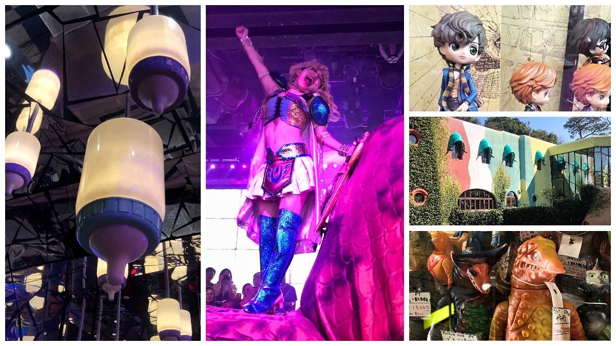 All Of The Coolest Nerdy Things I Spotted In Tokyo, The Greatest City On Earth