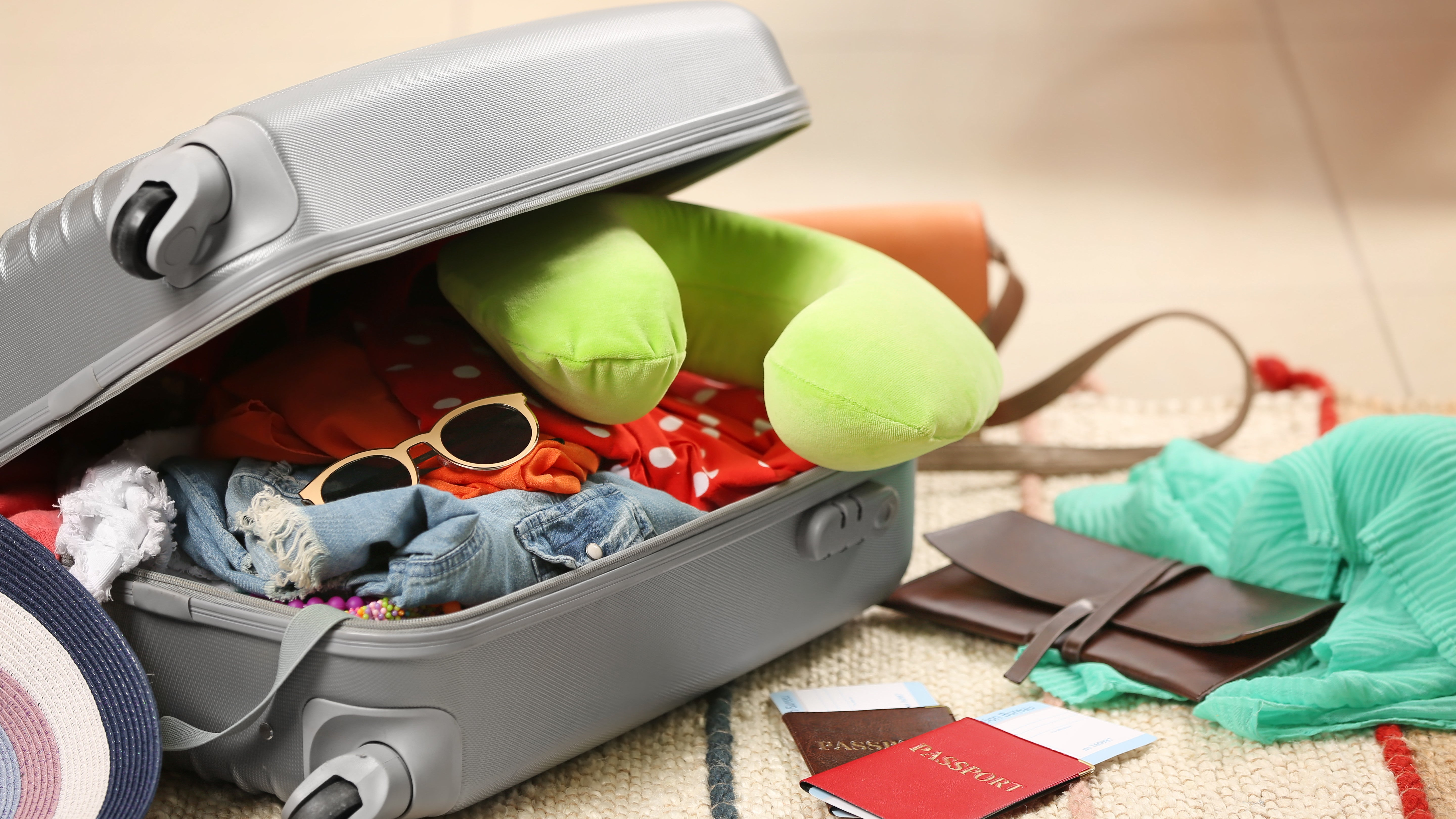 How To Use Your Travel Accessories At Home