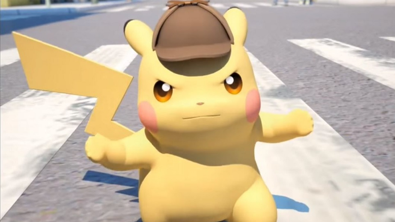 The Live-Action Detective Pikachu Movie Is Close To Casting Its Female Lead, Continues To Be Actually Happening