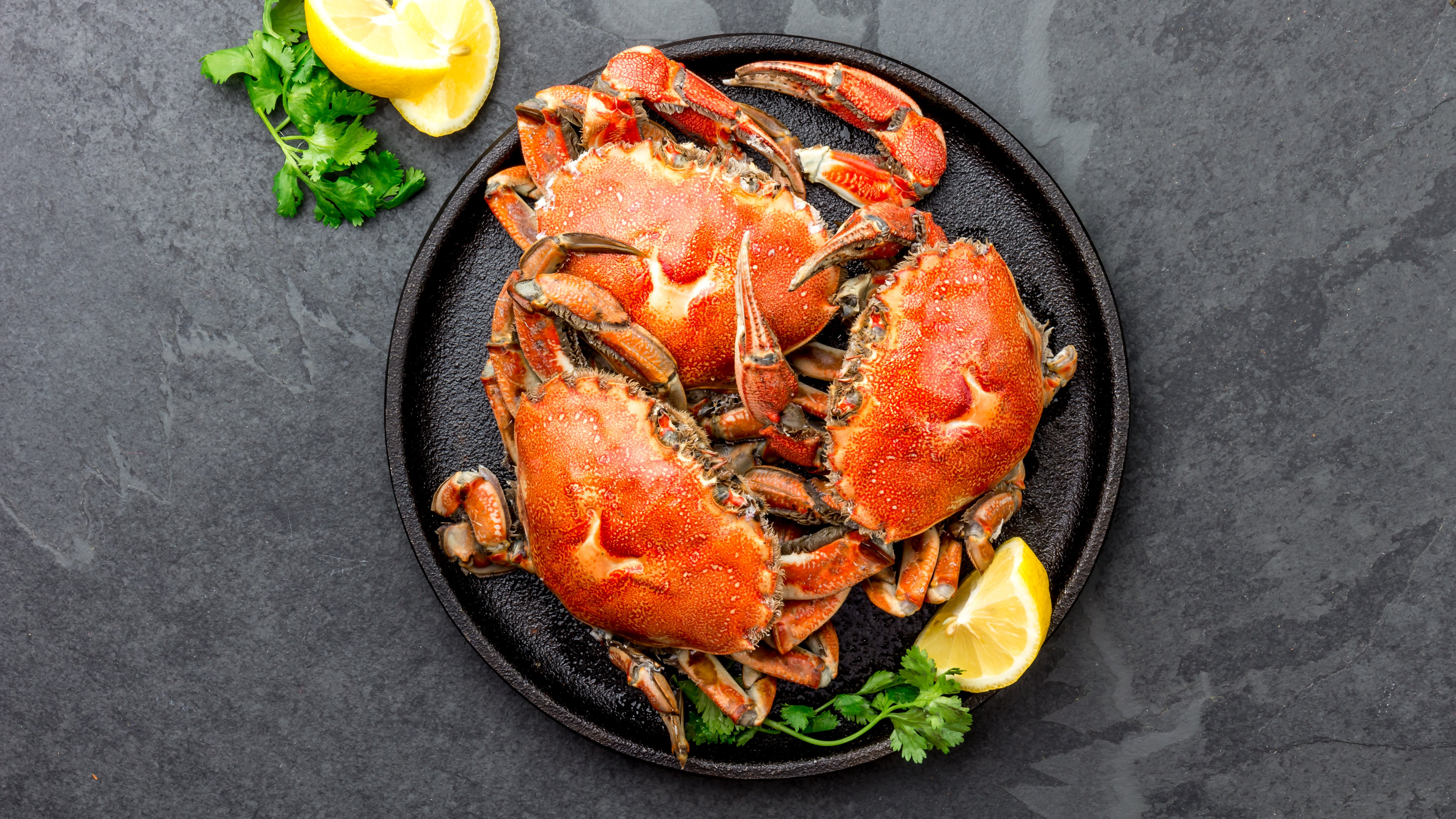 Precision Cooking Is The Perfect Way To Prepare Crab