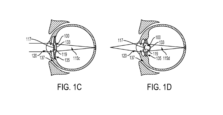 Google Patents Electronic Device That Would Be Injected Onto Your Freaking Eyeball