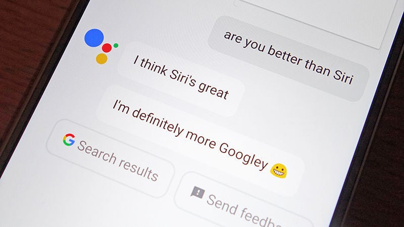 Google's Plan To Make Assistant Actually Useful