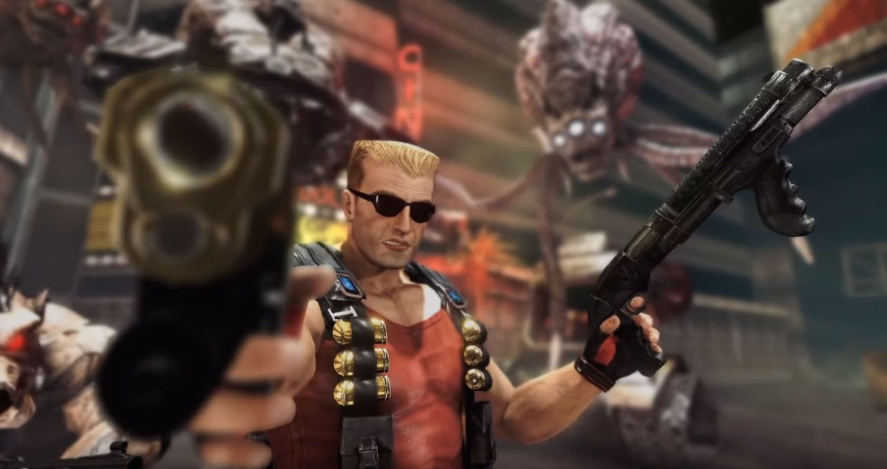Duke Nukem 3D Is Back In This Ambitious Mod