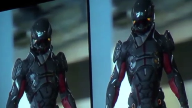 Comic-Con Video Shows Bits And Pieces Of The Next Mass Effect