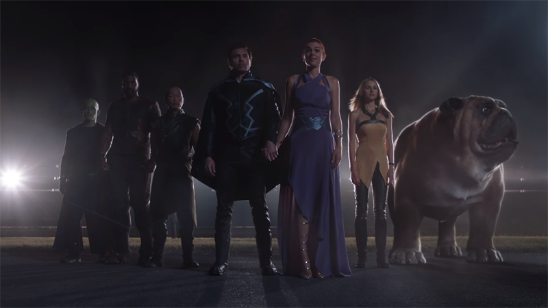 Everything That Happened In Inhumans, For Those Of You Who Fortunately Missed It