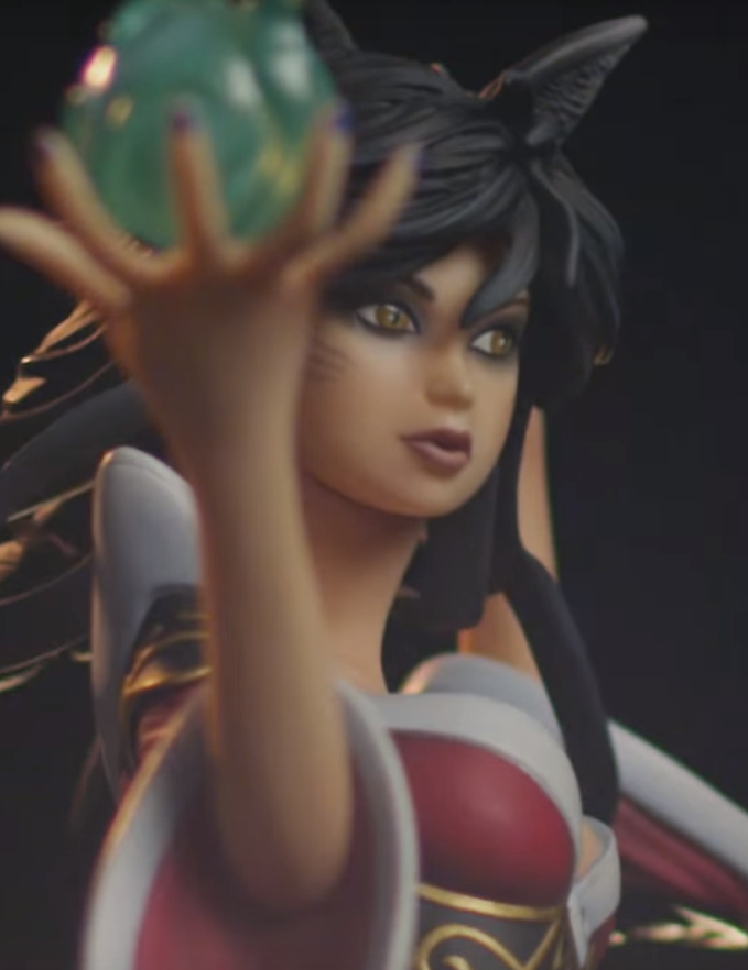 Riot Delays League Of Legends Statue Because Fans Hate Its Face
