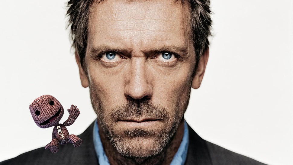 Dr. House Joins The Cast Of The Fully-Voiced LittleBigPlanet 3