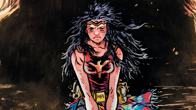 Diana Takes On The Post-Apocalypse In The First Look At Wonder Woman: Dead Earth