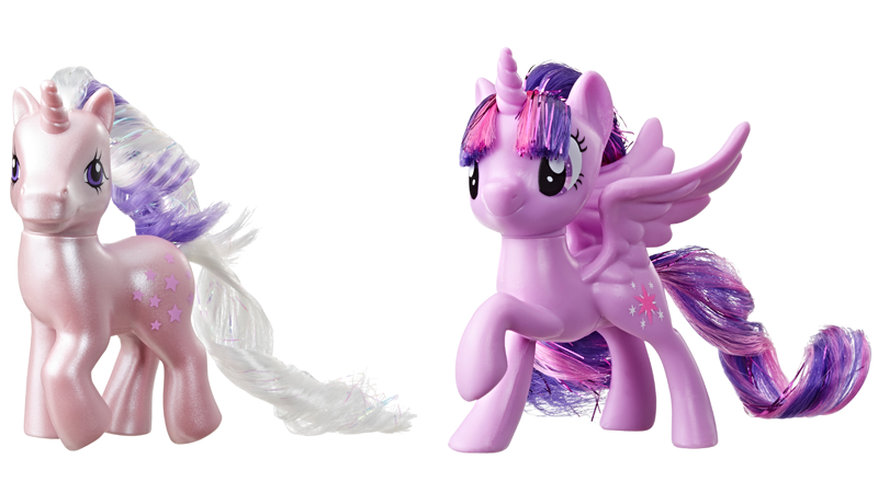Hasbro's My Little Pony Comic-Con Exclusive Is A Reminder That Time Changes All Of Us