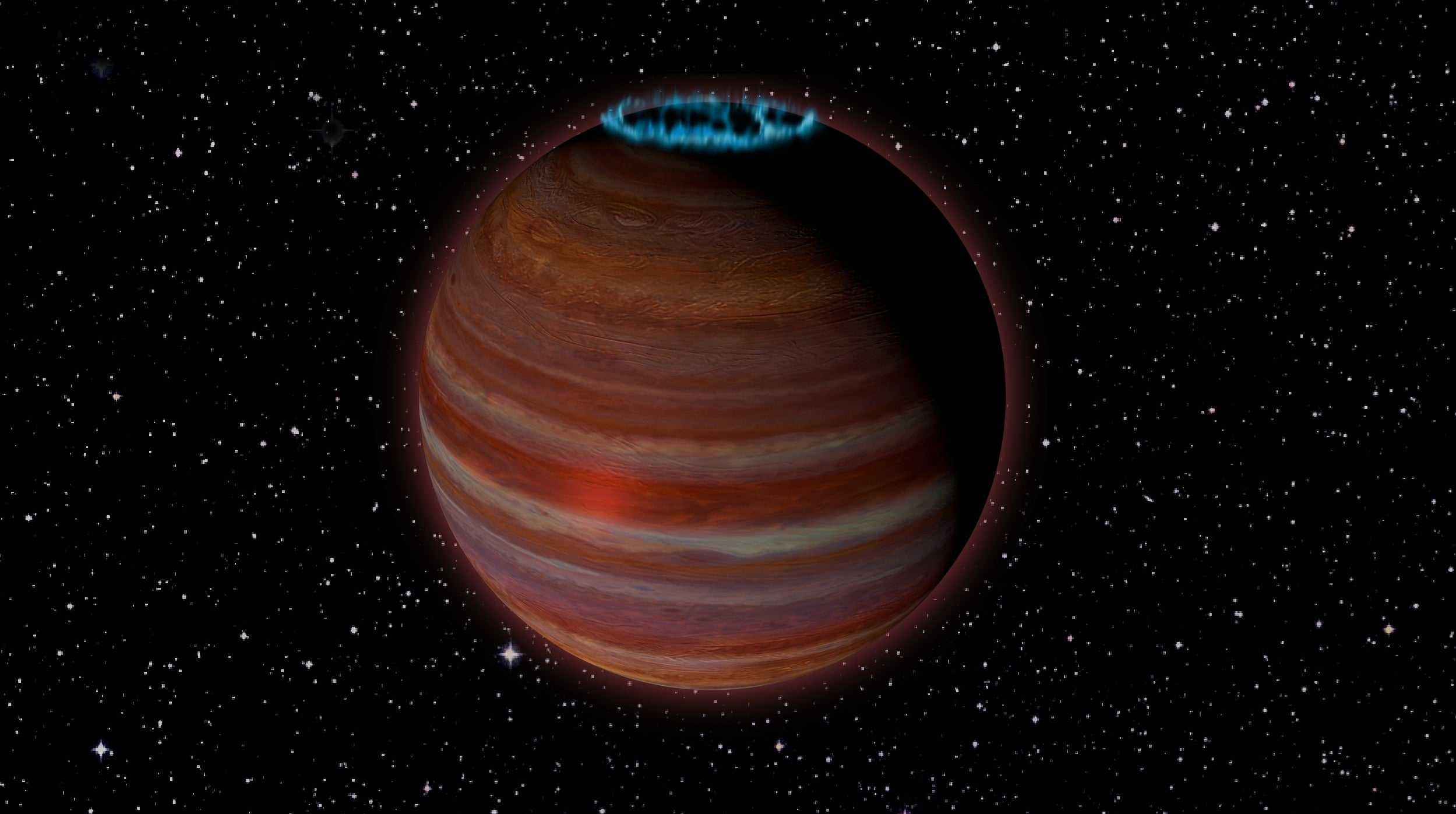 Planet Or Star? Either Way, This Rogue Object Is Really Weird