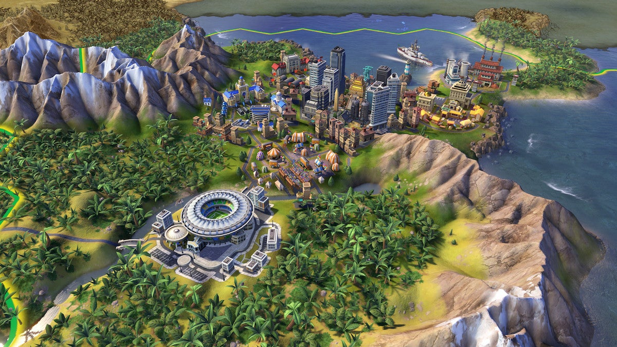 PSA: Civilization VI Is Free On The Epic Games Store Right Now