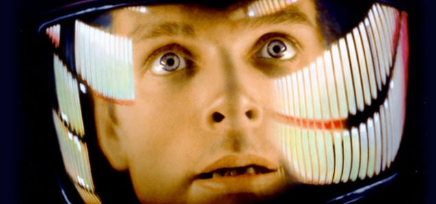 Brand new trailer for the re-release of 2001: A Space Odyssey is perfect