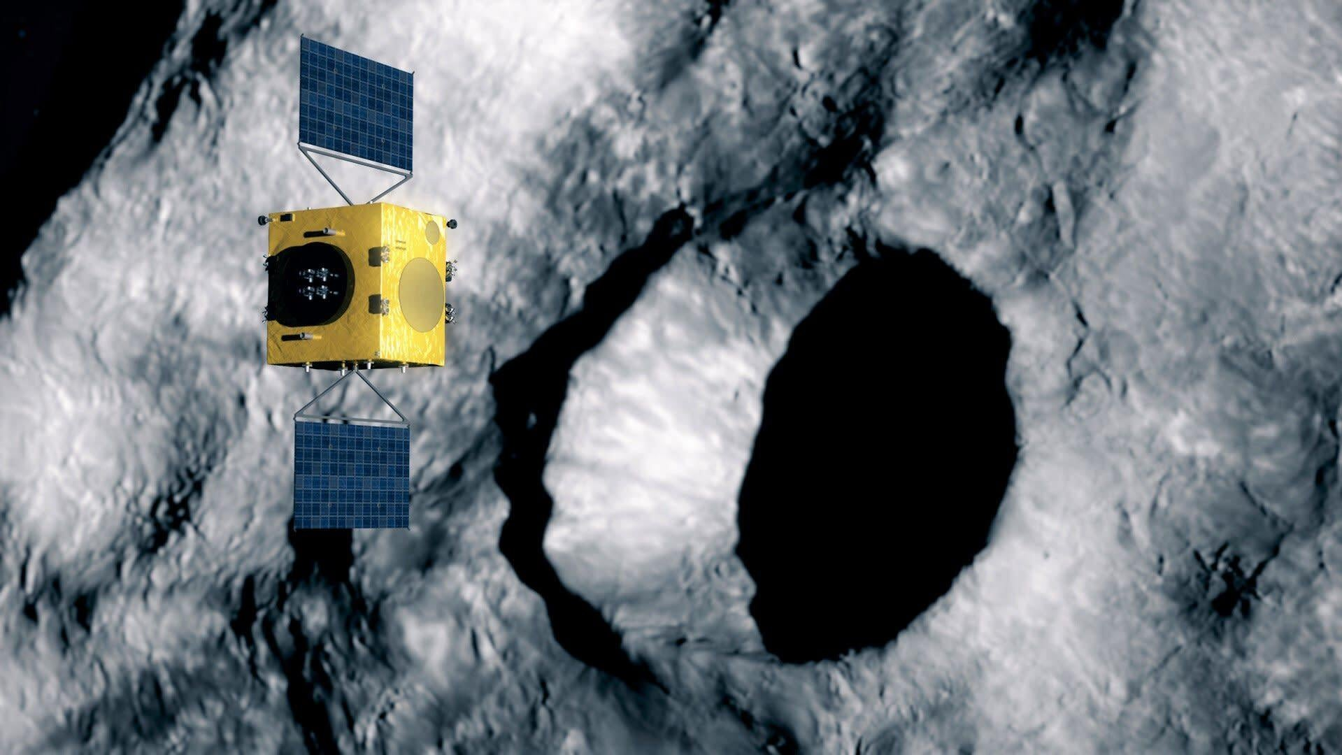 Mission To Study Asteroid-Spacecraft Collision Gets Official Go-Ahead In Europe