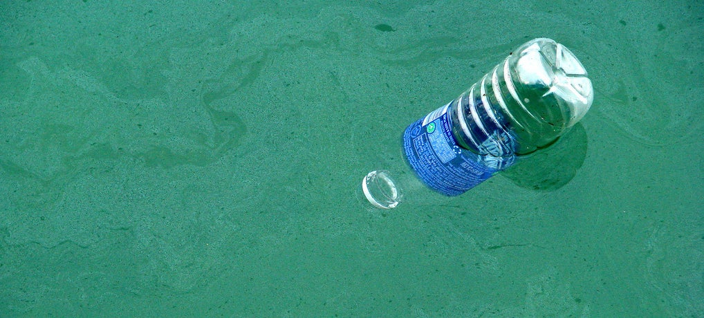 There Are Over 5 Trillion Pieces Of Plastic Floating In Our Oceans