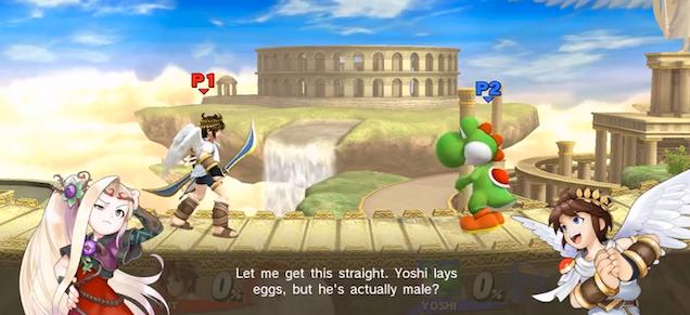Watch Every Secret Conversation In Super Smash Bros. Wii U