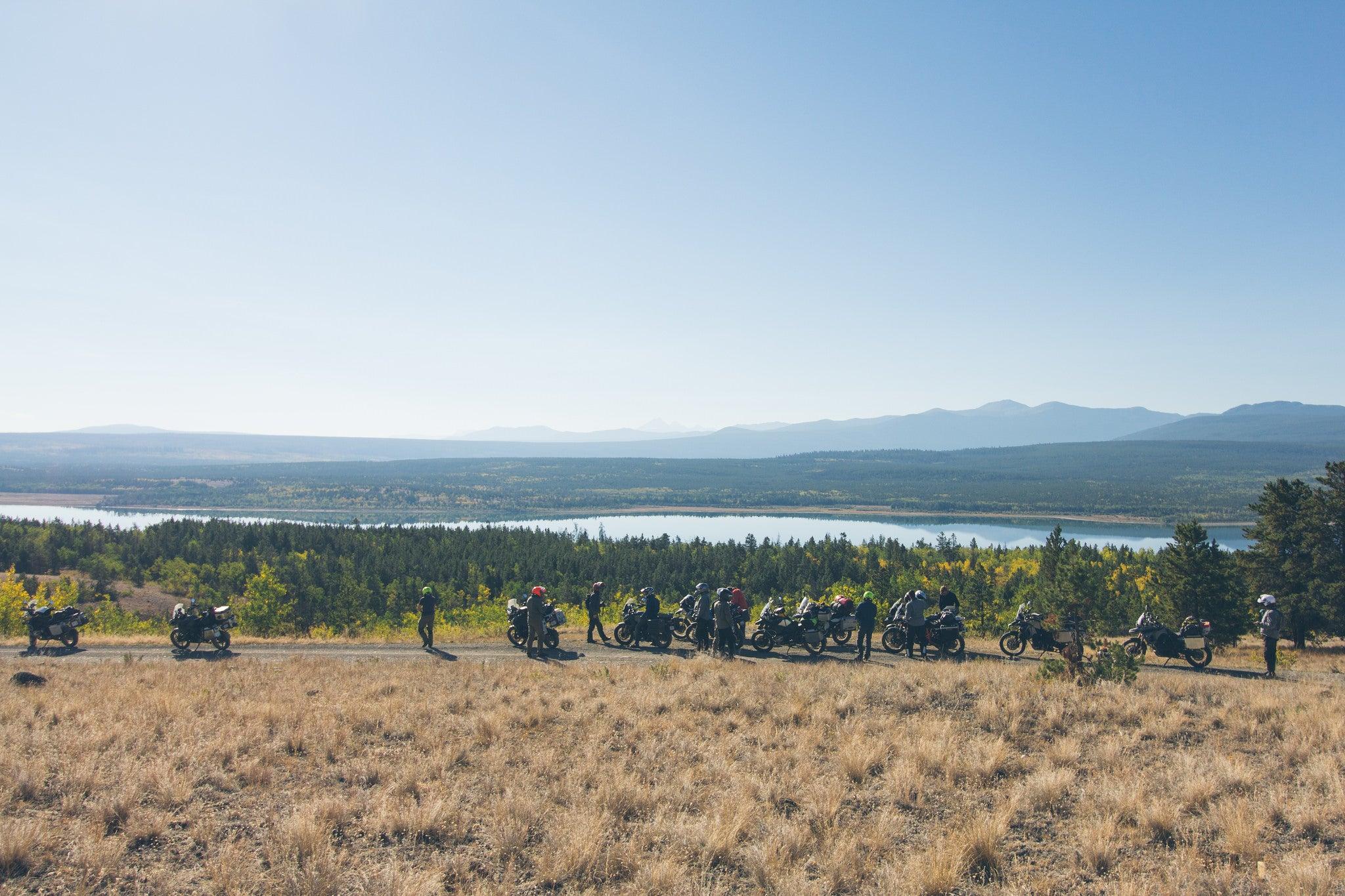 Ferries, Bears And Adventure Bikes In British Columbia