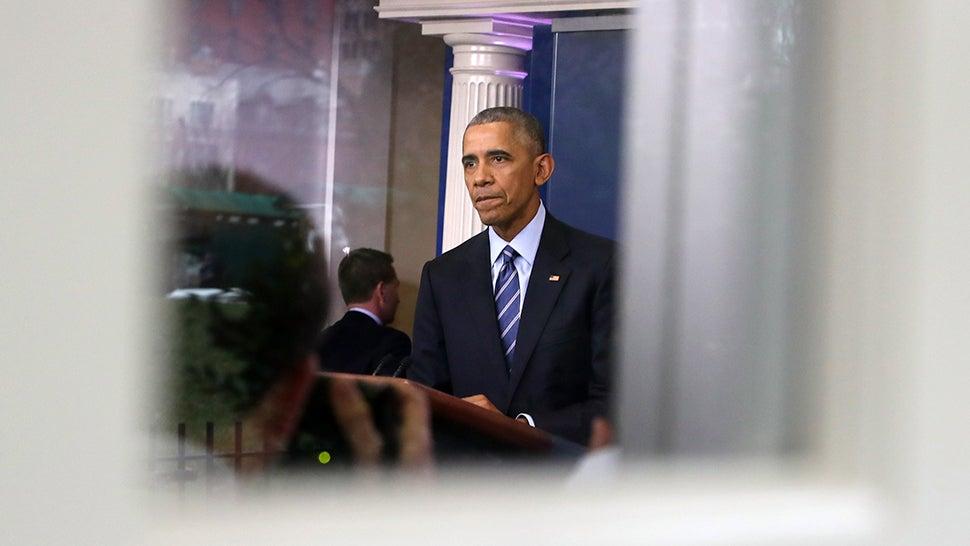 Obama Presses Major Overhaul On Cyberwarfare Leadership