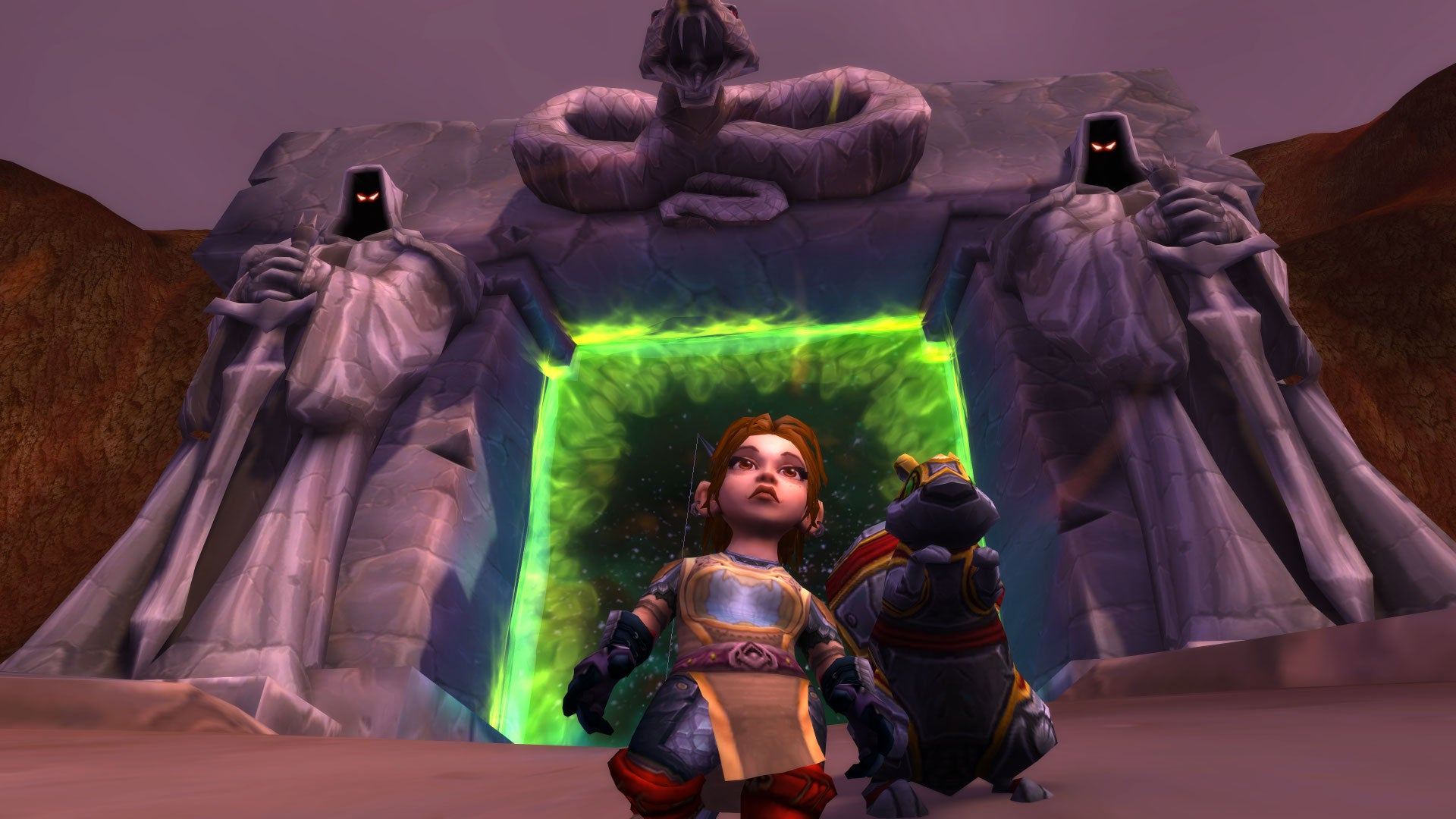 World Of Warcraft Expansions Revisited: It Burns When I Crusade