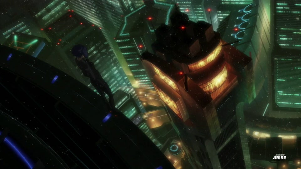 The Final Episode of Ghost in the Shell Arise Is Nothing But Average