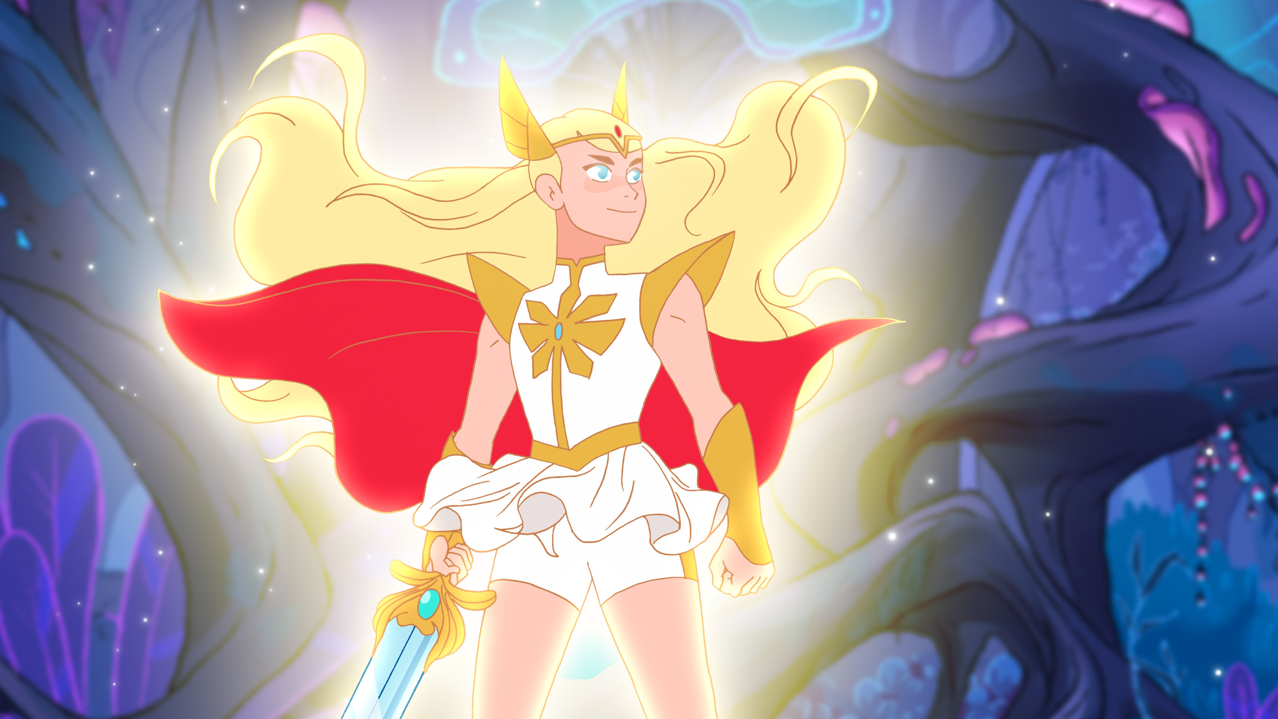 Here's How To Write Your Name The She-Ra Way