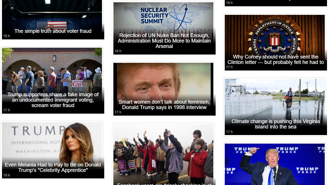 The Daily Mixer Lets You Read The News Before You Know The Source