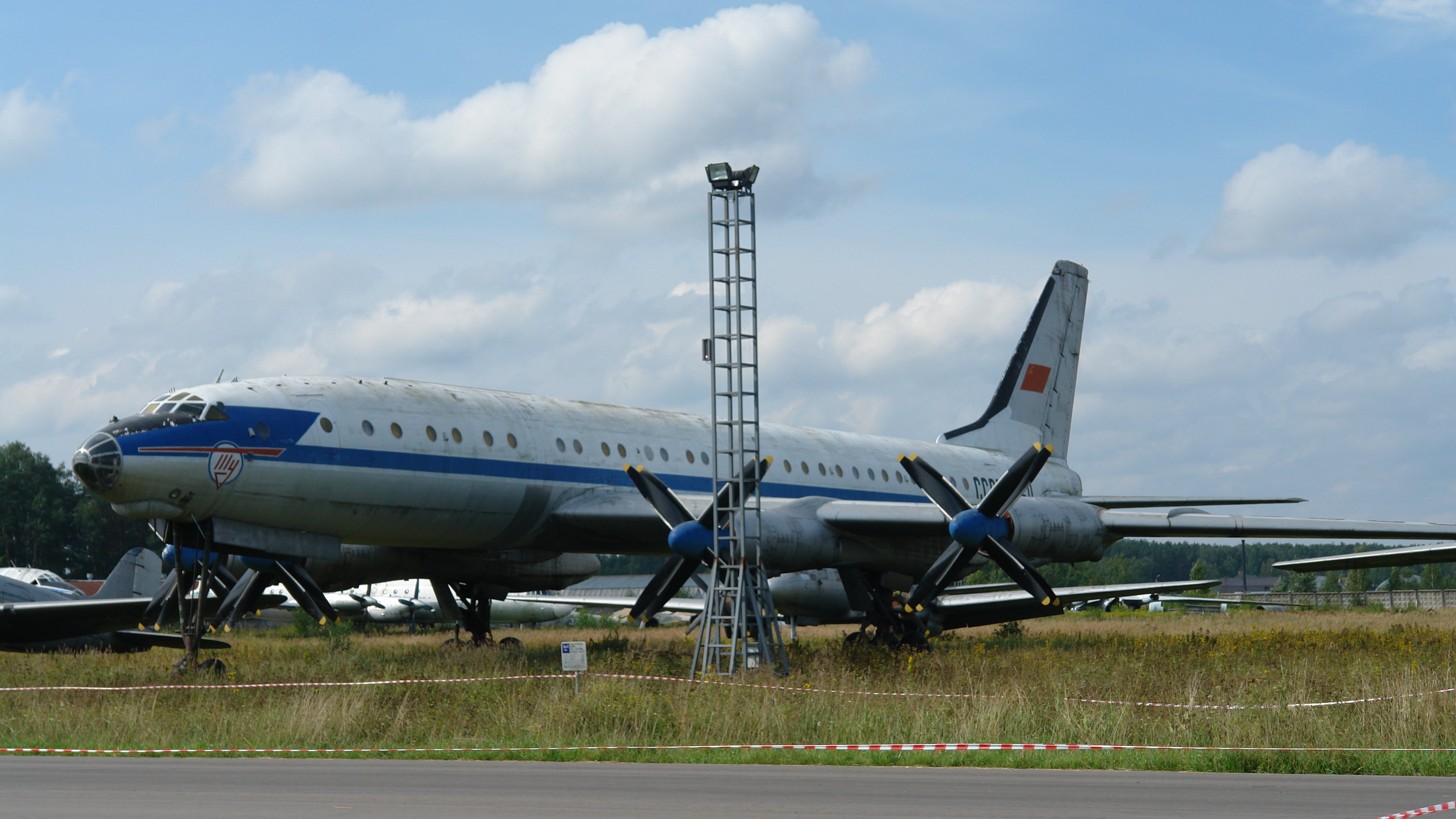 How The Soviet Union Once Built The Noisiest Airliner In The World Out Of A Nuclear Bomber