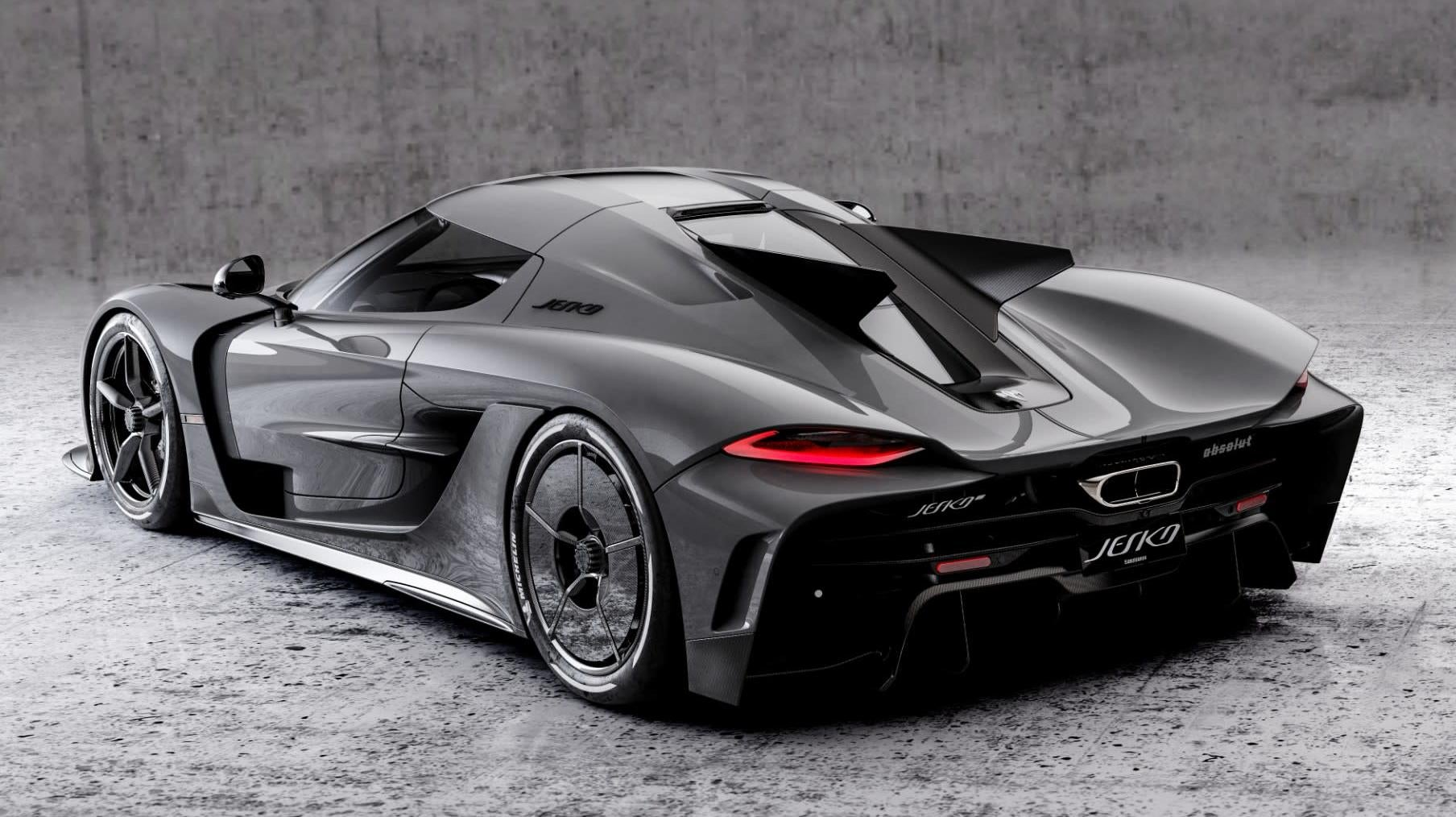 The Koenigsegg Jesko Absolut Ditches The Giant Spoiler For Ultimate Top Speed