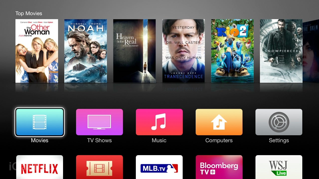 Apple TV Got a Redesign and a Beats Music App