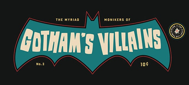 The Bat-Chart of (Nearly) Every Bat-Villain Batman Ever Beat