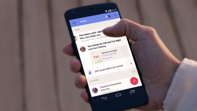 Google's Inbox App Is Now Available For Everyone