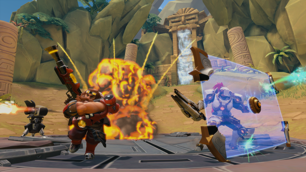 Paladins' Developers Deny Cloning Overwatch